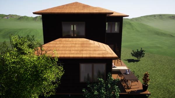 Фундамент одноэтажного дома 9x15