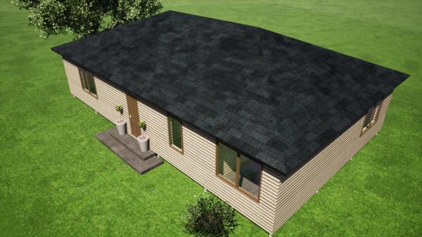 Фундамент для деревянного дома 9х15