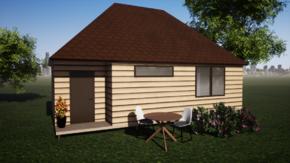 Фундамент одноэтажного дома 6x9