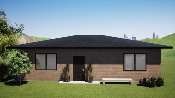Фундамент одноэтажного дома 9х12