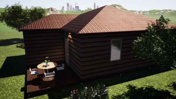 Фундамент для деревянного дома 9х12